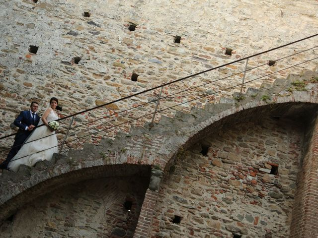 Il matrimonio di Giovanni e Sabrina a Vicopisano, Pisa 87