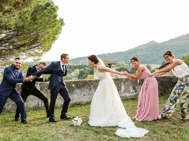 Il matrimonio di Giovanni e Sabrina a Vicopisano, Pisa 92