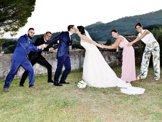 Il matrimonio di Giovanni e Sabrina a Vicopisano, Pisa 93