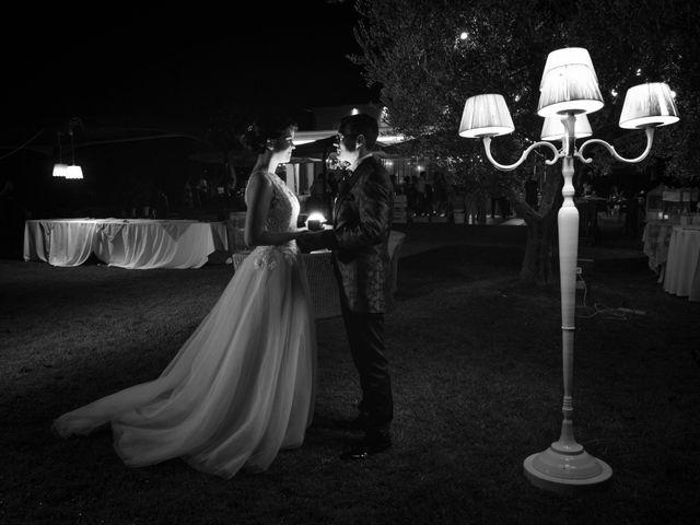 Le nozze di Sabrina e Giovanni