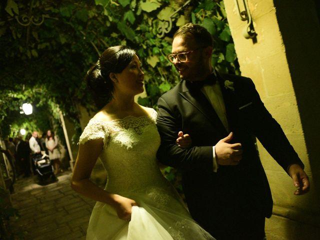 Le nozze di Tina e Fabio