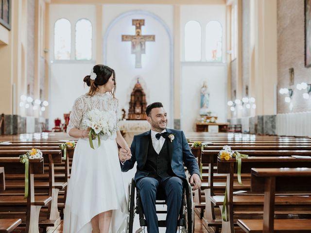 Il matrimonio di Salvatore e Roberta a Canicattì, Agrigento 3