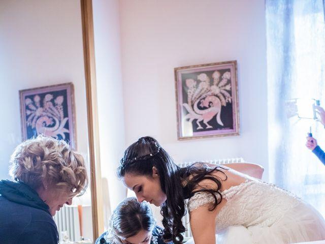 Il matrimonio di Federico e Gloria a Gambellara, Vicenza 6