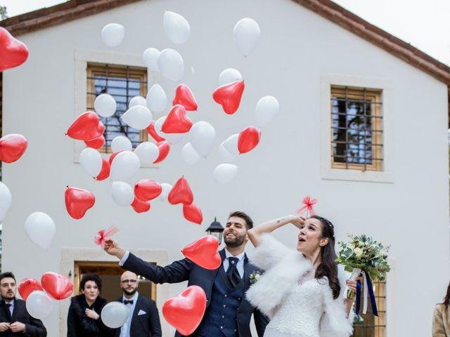 Il matrimonio di Federico e Gloria a Gambellara, Vicenza 17