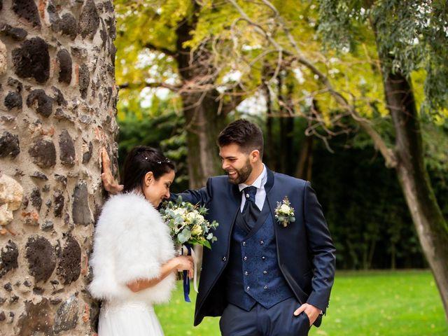 Il matrimonio di Federico e Gloria a Gambellara, Vicenza 18