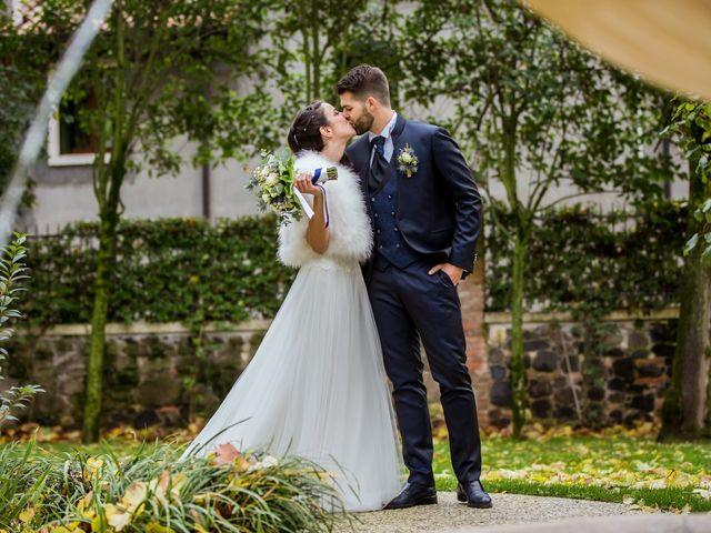 Il matrimonio di Federico e Gloria a Gambellara, Vicenza 19