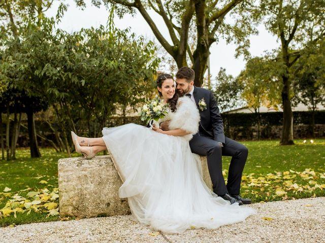 Le nozze di Gloria e Federico