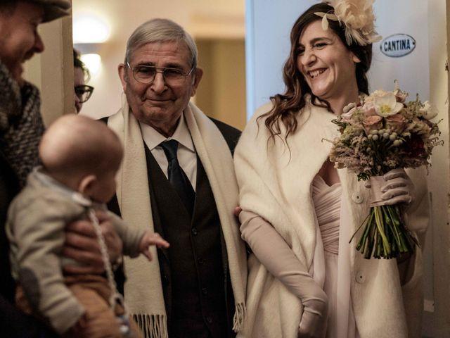 Il matrimonio di Gabriele e Laura a Firenze, Firenze 9