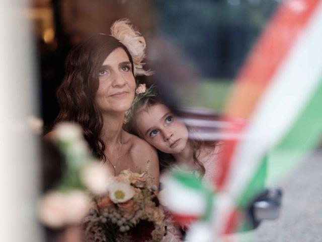 Il matrimonio di Gabriele e Laura a Firenze, Firenze 1