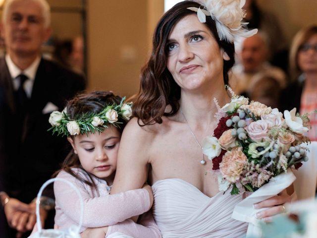 Il matrimonio di Gabriele e Laura a Firenze, Firenze 21