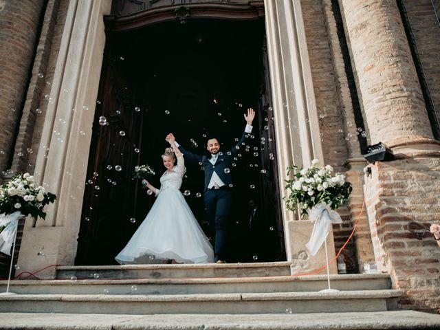 Il matrimonio di Tiziano e Marta a Corneliano d'Alba, Cuneo 22