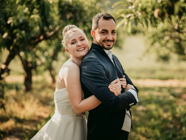 Il matrimonio di Tiziano e Marta a Corneliano d'Alba, Cuneo 35