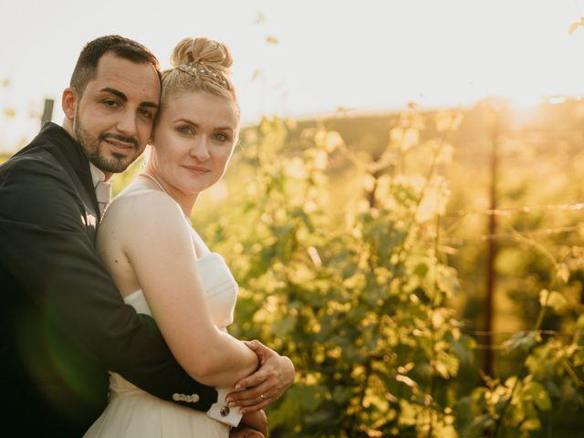 Il matrimonio di Tiziano e Marta a Corneliano d'Alba, Cuneo 51