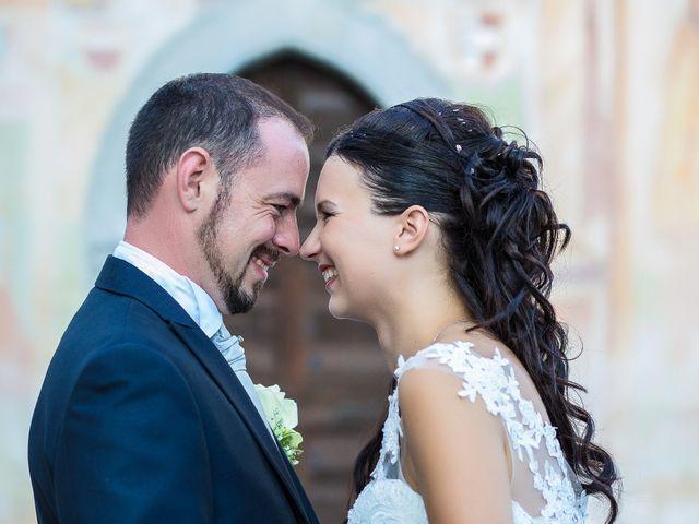Le nozze di Sara e Moreno