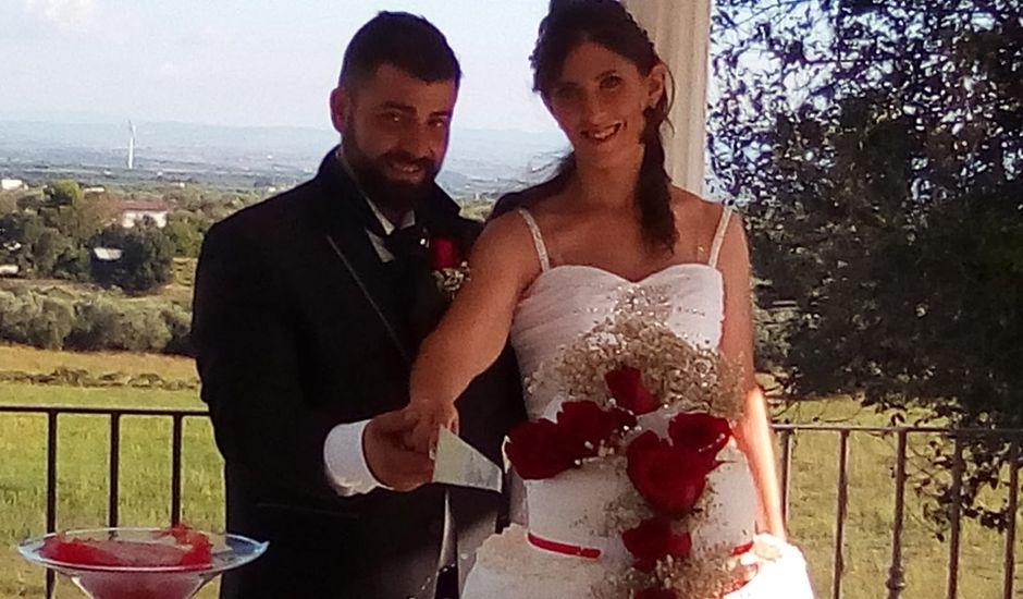 Il matrimonio di Stefano e Marika a Canino, Viterbo