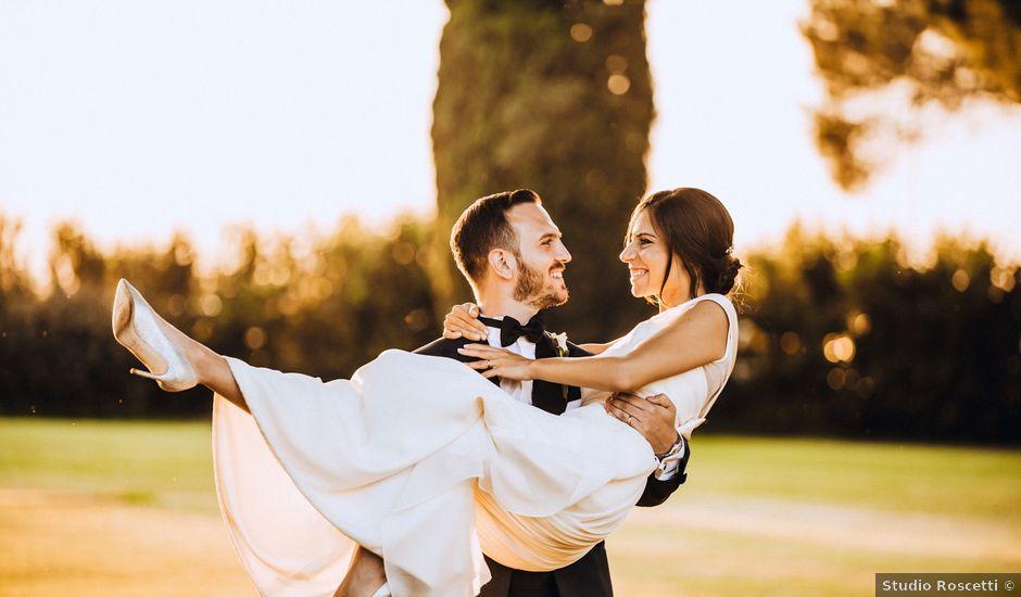 Il matrimonio di Fabio e Marta a Roma, Roma