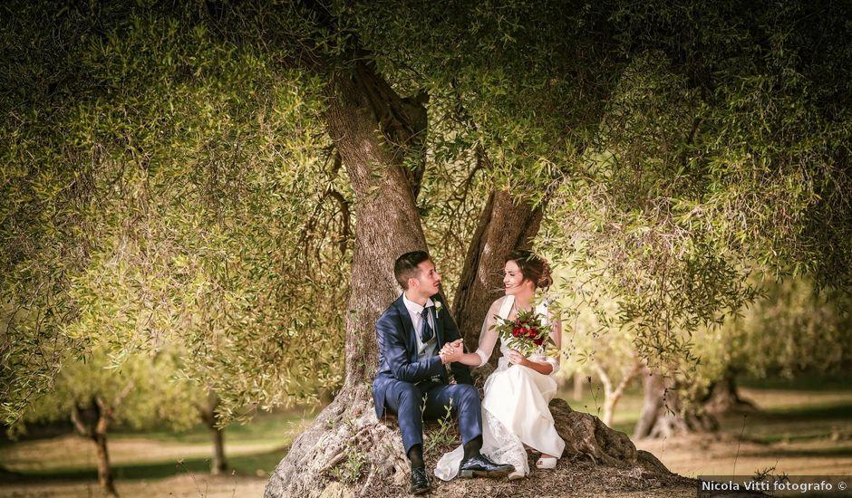 Il matrimonio di Nicola e Chiara a Torre Santa Susanna, Brindisi