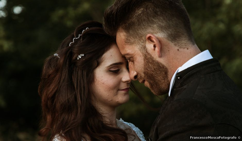 Il matrimonio di Nicola e Veronica a Castelmauro, Campobasso