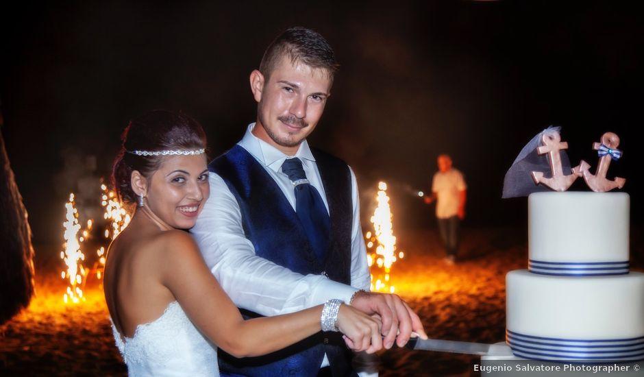 Il matrimonio di Paolo e Tania a Giulianova, Teramo