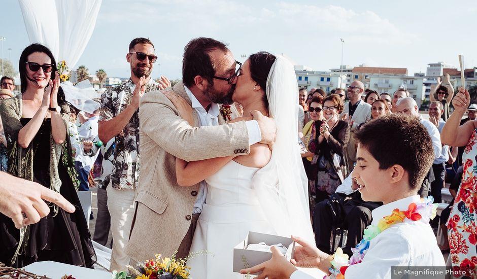 Il matrimonio di Mauro e Annamaria a Città Sant'Angelo, Pescara