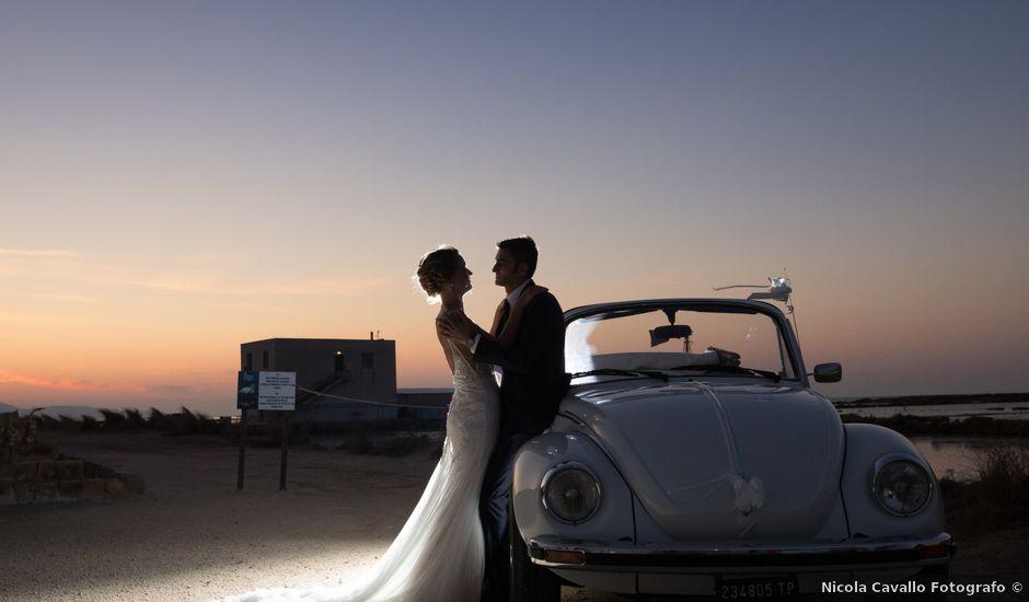 Il matrimonio di Roberto e Roberta a Trapani, Trapani