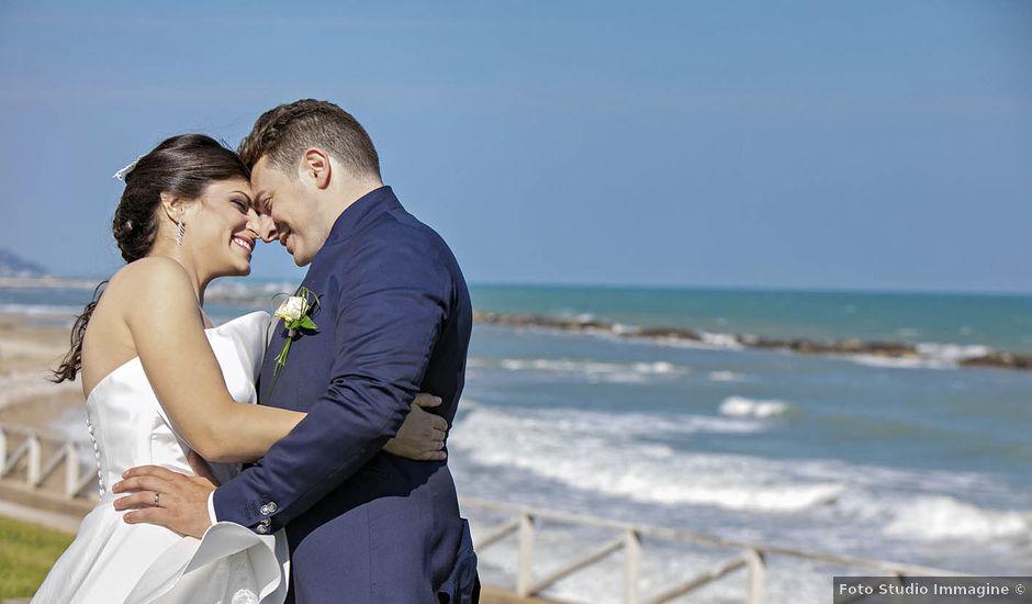 Il matrimonio di Michele e Michela a Cupra Marittima, Ascoli Piceno