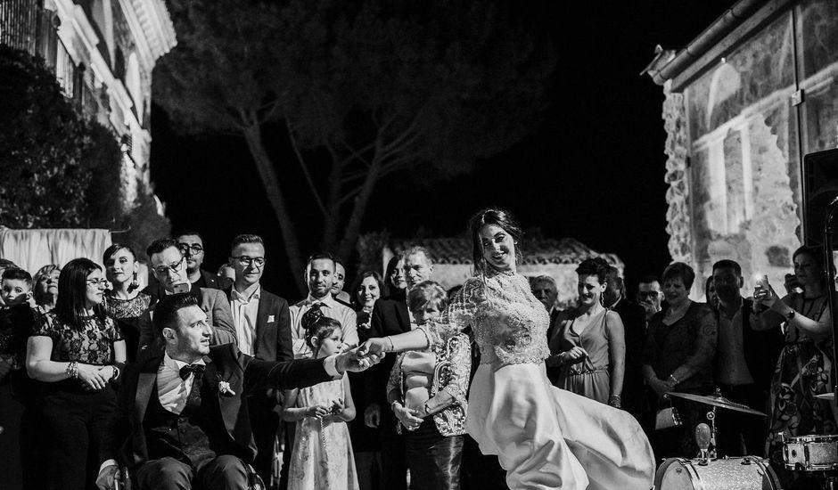 Il matrimonio di Salvatore e Roberta a Canicattì, Agrigento
