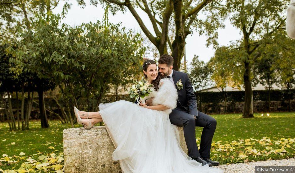 Il matrimonio di Federico e Gloria a Gambellara, Vicenza