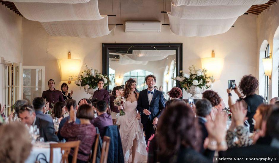 Il matrimonio di Gabriele e Laura a Firenze, Firenze