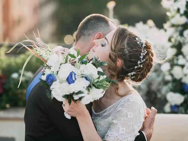 le nozze di Mariangela e Giuseppe