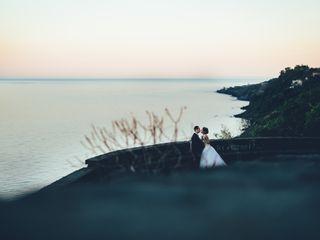 Le nozze di Roberta e Carmelo