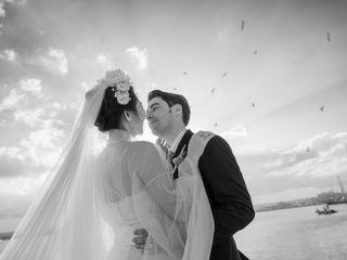 Le nozze di Ester e Claudio