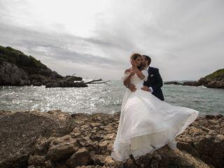Le nozze di Gaetano e Valeria