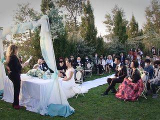 Le nozze di Michele e Letizia 1