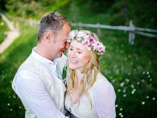 Le nozze di Nadine e Sven 2