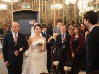 Le nozze di Yuki e Marco 3