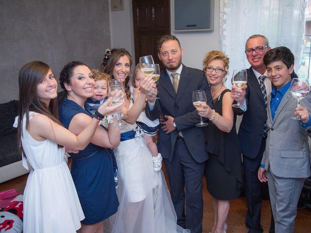 Il matrimonio di Manuele e Barbara a Brescia, Brescia 19
