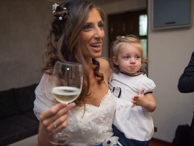Il matrimonio di Manuele e Barbara a Brescia, Brescia 20