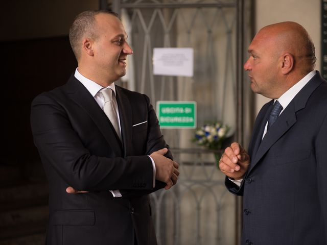 Il matrimonio di Manuele e Barbara a Brescia, Brescia 25