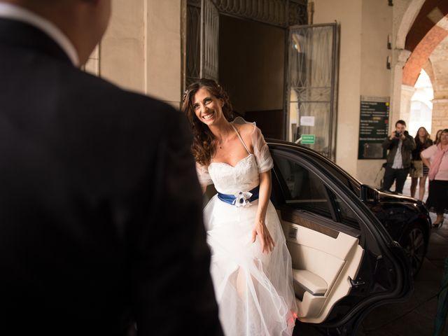 Il matrimonio di Manuele e Barbara a Brescia, Brescia 28