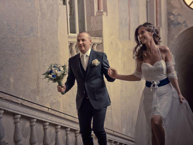 Il matrimonio di Manuele e Barbara a Brescia, Brescia 31