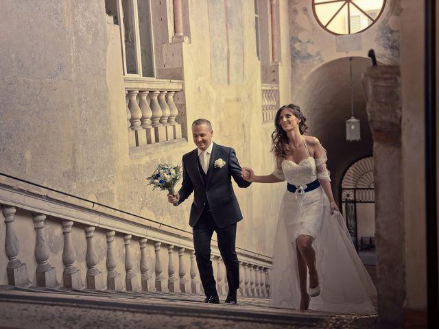 Il matrimonio di Manuele e Barbara a Brescia, Brescia 32