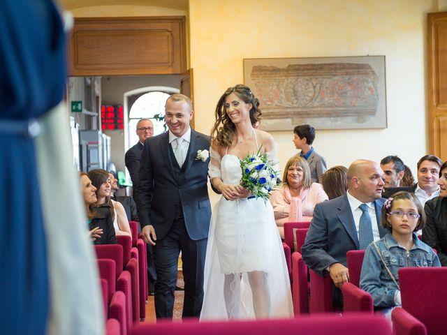 Il matrimonio di Manuele e Barbara a Brescia, Brescia 33