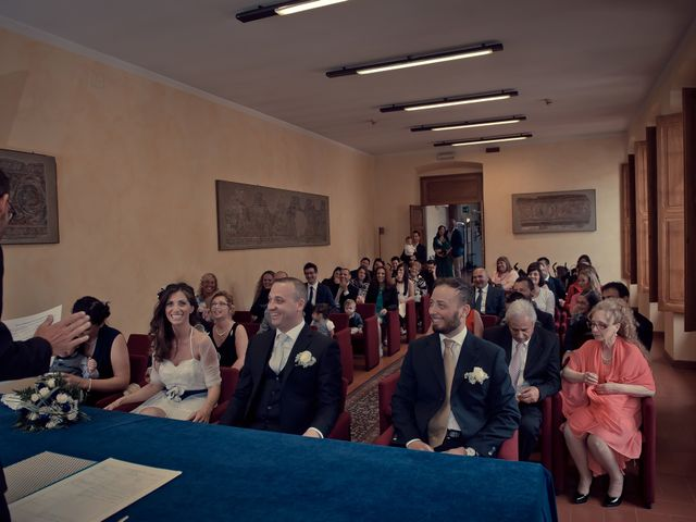 Il matrimonio di Manuele e Barbara a Brescia, Brescia 34