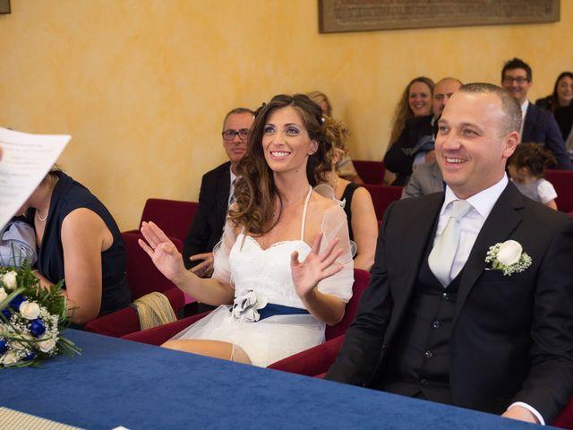 Il matrimonio di Manuele e Barbara a Brescia, Brescia 36