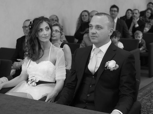 Il matrimonio di Manuele e Barbara a Brescia, Brescia 37