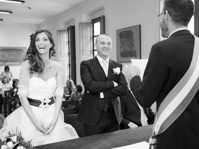 Il matrimonio di Manuele e Barbara a Brescia, Brescia 38