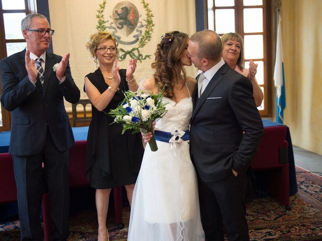 Il matrimonio di Manuele e Barbara a Brescia, Brescia 43