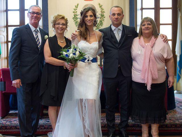 Il matrimonio di Manuele e Barbara a Brescia, Brescia 46