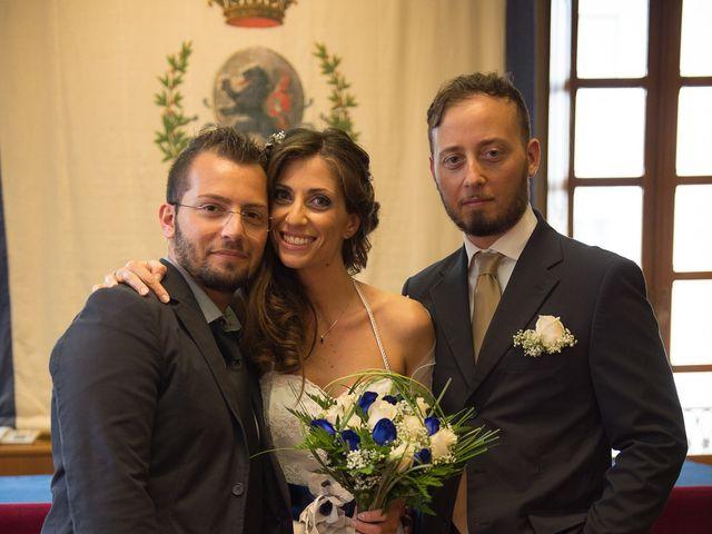 Il matrimonio di Manuele e Barbara a Brescia, Brescia 47